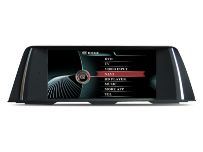 BMW 5 Serisi 8520A 10.2 İnç Android' li DVD ve Multimedya Sistemi