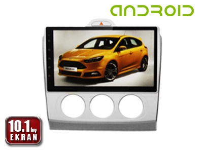 Ford Focus/Mondeo 2 10.1 İnç 2005-2014 ANDROID Menü DVD ve Multimedya Sistemi