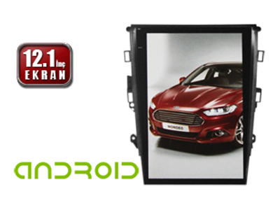 Ford_Mondeo_2013 12.1 İnç Android'li DVD ve Multimedya Sistemi