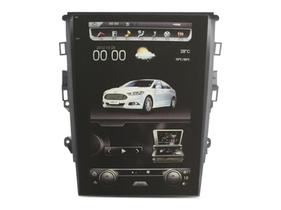 Ford Mondeo 2013 10.4 İnç Android'li DVD ve Multimedya Sistemi